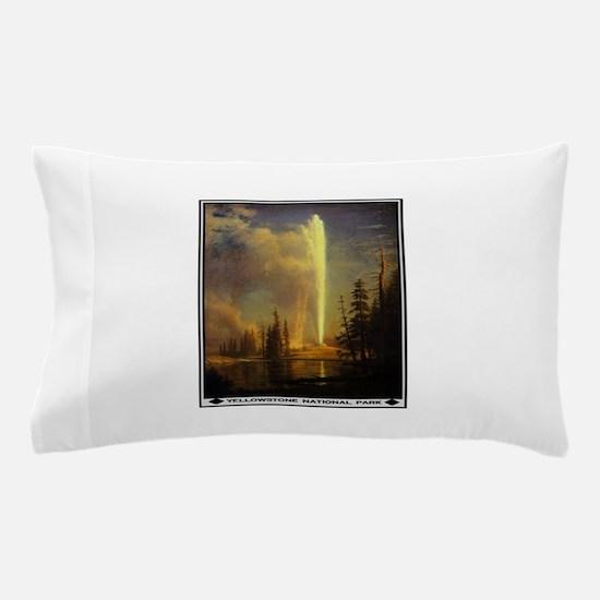 YELLOWSTONE Pillow Case