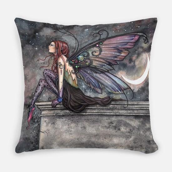 Ready for Flight Fairy Art Fantasy Artwork by Moll