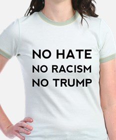 No Hate No Racism No Trump T-Shirt