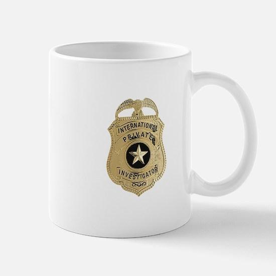 International Private Investigator Mugs