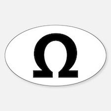 Omega Decal