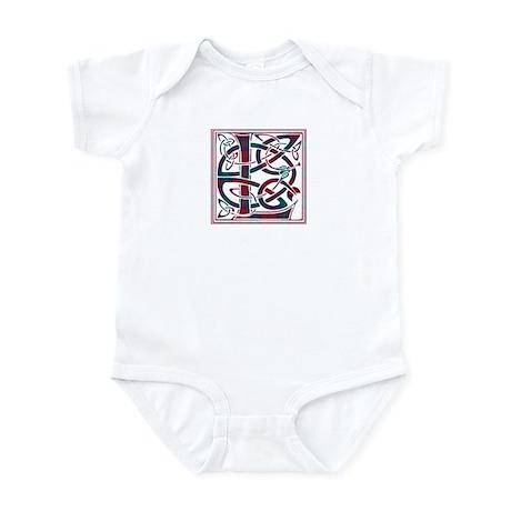 Monogram - Lindsay Infant Bodysuit