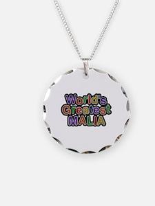 World's Greatest Malia Necklace