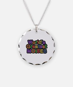 World's Greatest Moises Necklace