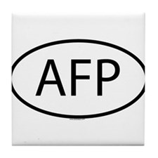AFP Tile Coaster
