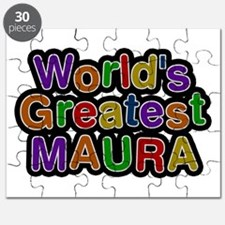 World's Greatest Maura Puzzle