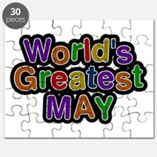 World's Greatest May Puzzle