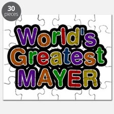 World's Greatest Mayer Puzzle