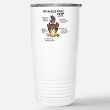 Cute Harris hawk Travel Mug