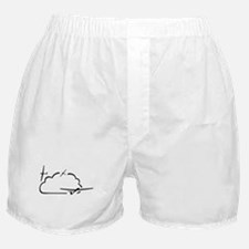 thermals glider pilot Boxer Shorts