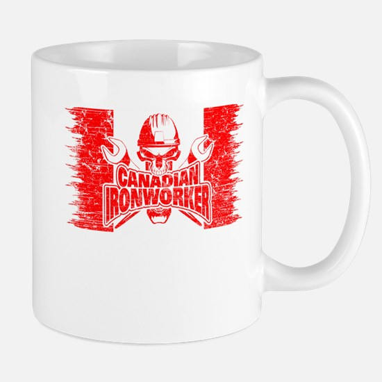Canadian Ironworker Mugs