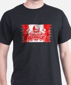 Canadian Millwright T-Shirt