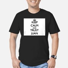 Keep Calm and TRUST Juan T-Shirt