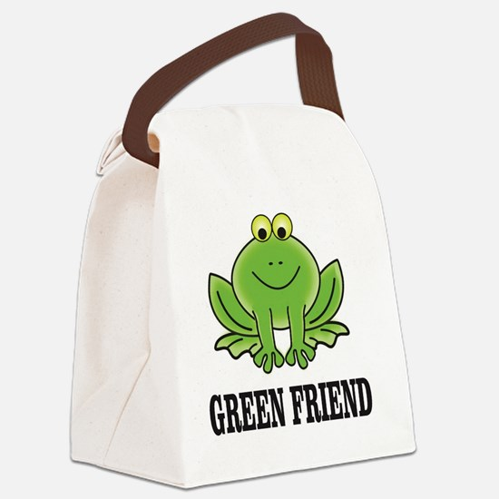 Cute Science buddies Canvas Lunch Bag
