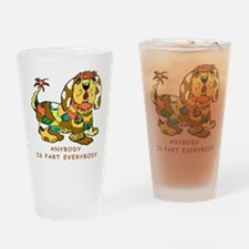 MIXED BREED Drinking Glass