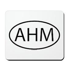 AHM Mousepad