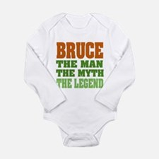 Bruce The Legend Body Suit
