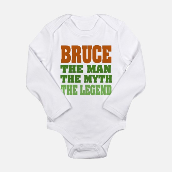 Bruce The Legend Body Suit