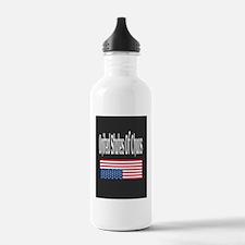 Cute United media Water Bottle