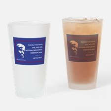 Trump: Muzzle the News, etc. Are Yo Drinking Glass