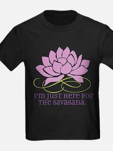 yoga_savasana T-Shirt