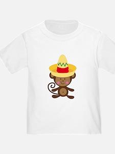 Cinco de Mayo monkey T-Shirt
