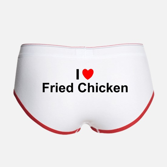 Fried Chicken Women's Boy Brief