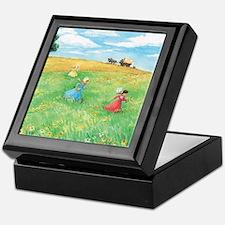 Prairie Life Keepsake Box