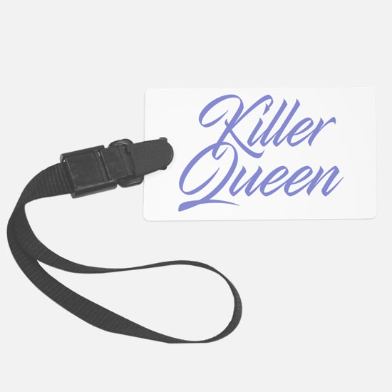Killer Queen Luggage Tag
