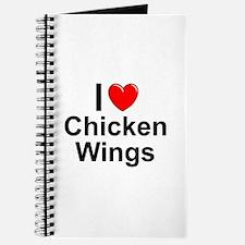 Chicken Wings Journal