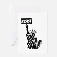 Resist Greeting Cards