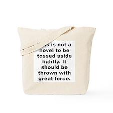 Funny Dorothy parker Tote Bag