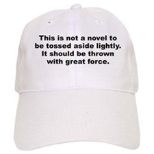 Funny Dorothy parker quote Baseball Cap