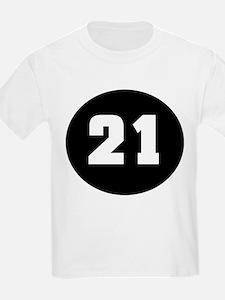 21 (in memory of) T-Shirt