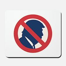Anti President Trump Mousepad