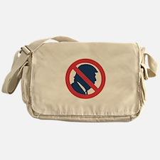 Anti President Trump Messenger Bag
