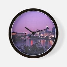 Philadelphia - 1986 Wall Clock