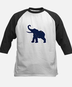 Alaska Republican Elephant Flag Baseball Jersey
