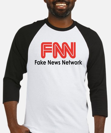 Fake News Network Baseball Jersey