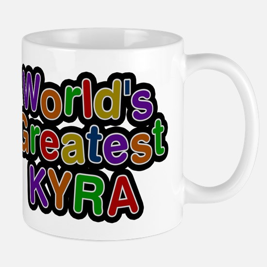 Worlds Greatest Kyra Mugs