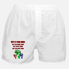 Cool Revolution rock Boxer Shorts