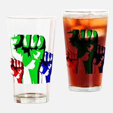 Cute Fist women Drinking Glass