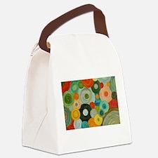 Golden Change by Michelle Lynn Canvas Lunch Bag