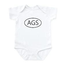 AGS Infant Bodysuit