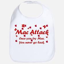 Mac Attack Bib