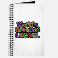 World's Greatest Leonel Journal
