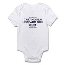 Property of Catahoula Leopard Dog Baby Bodysuit