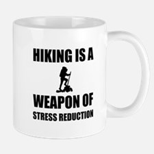 Weapons of Stress Reduction Hiking Mugs