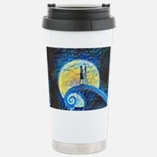 Unique Van gogh christmas Travel Mug