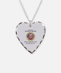 Presidential seal Necklace